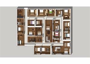 家具展厅室内设计方案文本