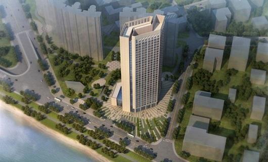 长沙恒大御景湾商业综合体