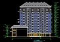 沿街小高层住宅楼建筑设计方案