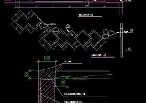 组合式花坛设计图纸