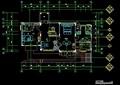 摩洛哥风格二层别墅家装设计施工图