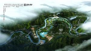 蓬溪縣—芝溪河川江段生態濕地休閑區景觀設計
