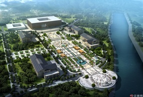 望谟——三月三广场景观设计