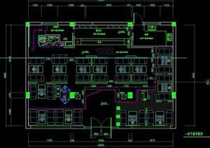 二层咖啡厅室内设计方案