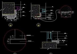 别墅家装设计节点图纸