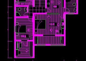 三层别墅室内装修图