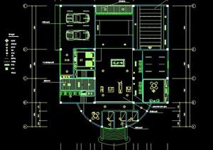 三层别墅装修设计布置图