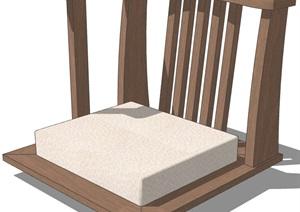 室内设计家具SU(草图大师)模型素材、有尺寸标注、材质贴图。可用于室内设计家具布置素材。
