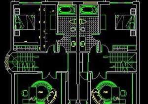 欧式别墅家装设计装修图
