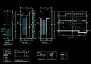 自动扶梯详图设计