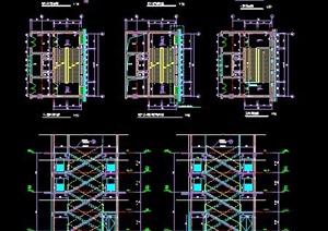 商场楼梯式电梯设计图