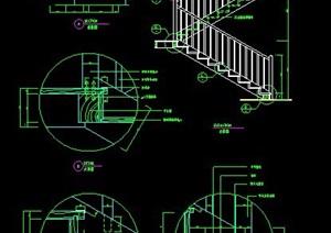 实木楼梯设计详图