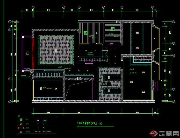 某三層別墅裝修方案圖