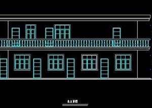 某別墅自建房建筑及室內裝修方案