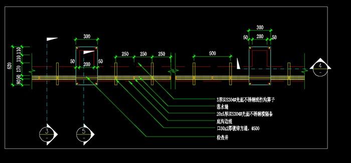線性截水溝(2)