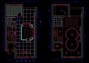 复式别墅室内装修方案