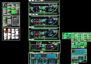 某综合体详细建筑施工图
