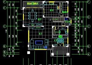 別墅室內家裝設計方案