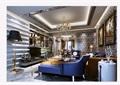 欧式风格详细完整的客厅素材3d模型及效果图