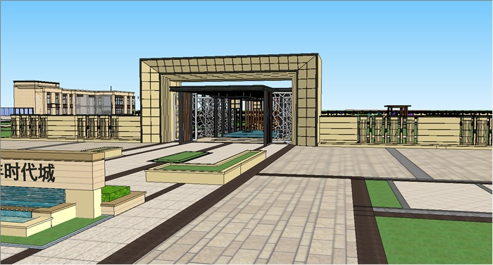 精细住宅模型(1)