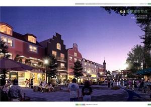 某商业中心城市设计项目