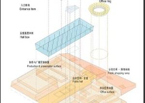 建筑设计常用分析图做法