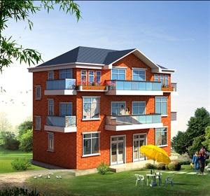 江苏苏州地区四层自建房