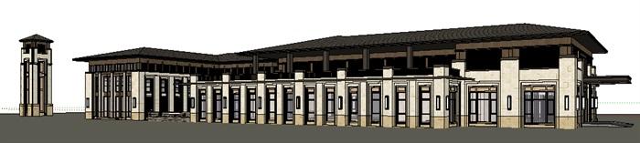 297-会所,现代主义风格,3层(3)