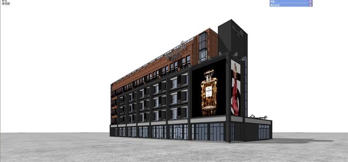 旧工厂厂房改造工业风soho住宅公寓宿舍(1)