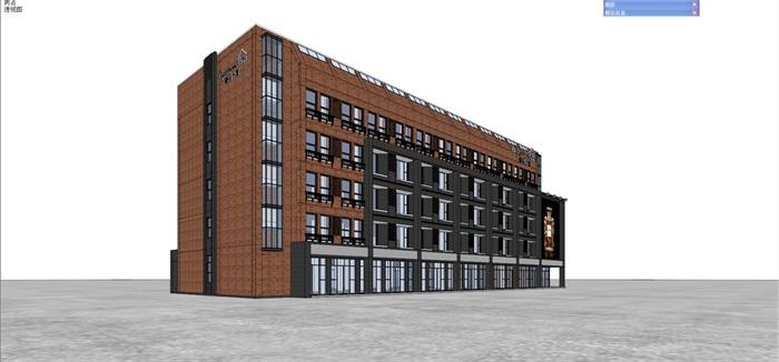 旧工厂厂房改造工业风soho住宅公寓宿舍(2)