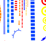 PS分析图制作各类素材汇总PS格式(3)