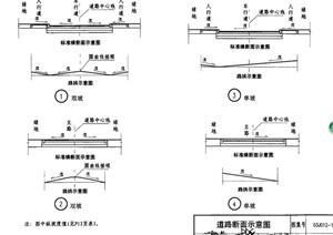 环境景观室外工程细部构造03J012 CAD (1)