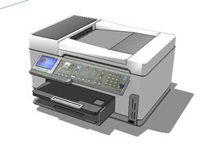 办公一体打印扫描机