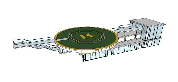 直升机停机坪(3)
