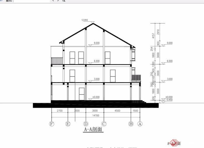 中式详细的三层联排别墅设计pdf文本,地面积112.1,建筑面积294.3,层数为3层,檐口高度8.93m主体总造价约25~30万7.5乘14.7 带车库 内院砖混首层:堂屋,客厅,卫生间,厨房、餐厅。车库,楼梯间。二层:阳台,主卧,次卧,书房,卫生间、起居室,楼梯间,两个阳台。三层:主卧,起居室,阳台,次卧,楼梯间,卫生间,主卧阳台。该户型非常方正,布局合理,使用面积非常多。(联排112方宅基地二开间)图纸47张,施工图是pdf格式,建筑图:建筑设计说明、底层、二层、三层、屋顶平面图、东西南北立面图、