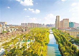圭塘河滨河景观生态区二期施工图
