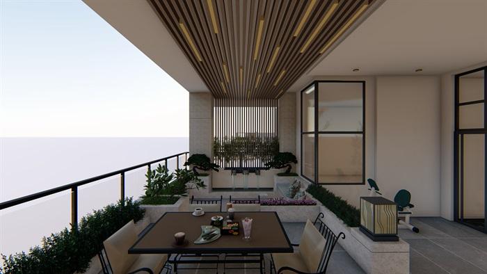 现代阳台(2)