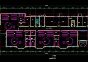 北方某12班幼儿园方案设计