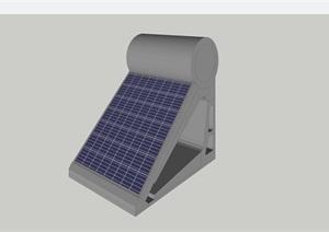 太阳能板 多层 高层 别墅 均可采用