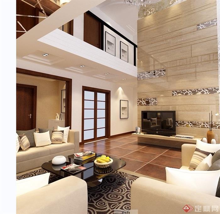 家居 起居室 设计 装修 700_681图片