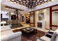 欧式风格详细的住宅室内客厅装饰设计3d模型及效果图