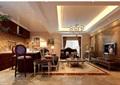 详细的整体住宅室内客厅空间装饰设计3d模型及效果图