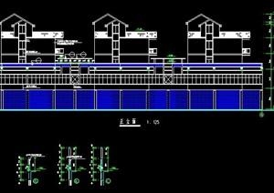 多层商住楼建筑方案
