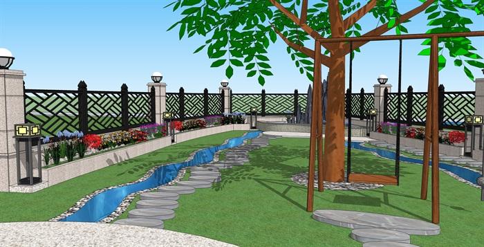 別墅-花園(4)
