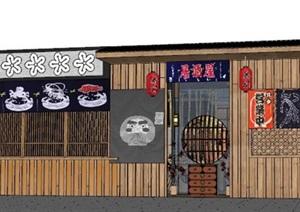日式居酒屋料理店日料店日式餐厅咖啡馆