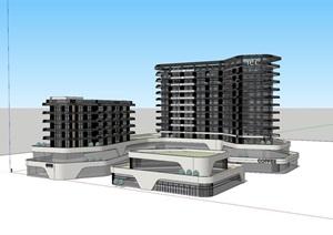 现代风格国际会议中心 公寓