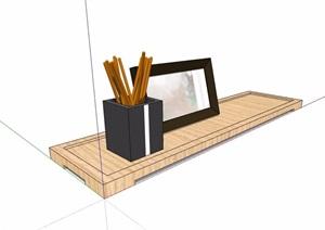 10种陈设展览装饰摆件素材设计SU(草图大师)模型