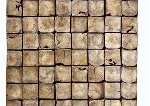 多种不同的树墩素材设计jpg贴图