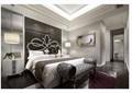 独特整体卧室空间装饰设计3d模型及效果图