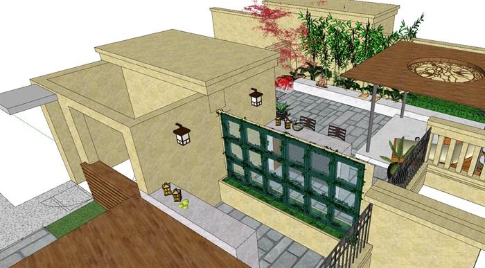 屋顶花园(2)